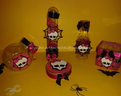 Festa Monster High Kit personalilzados