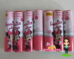 Baton De Chocolate Minnie 01