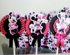 Minnie rosa - Toppers