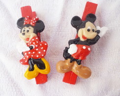 LEMBRANCINHA DO MICKEY E DA MINNIE