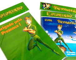 Revista para colorir - Peter Pan