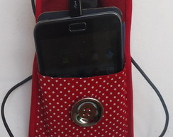 Porta carregador de smartphone, iphone