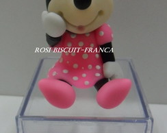 Biscuit da Minnie rosa