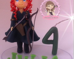 PRINCESA MERIDA BISCUIT