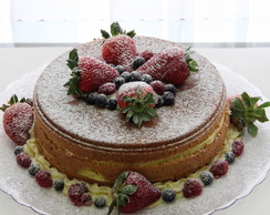 Naked Cake - Simples