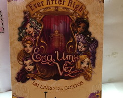 Caixa Livro Ever After High