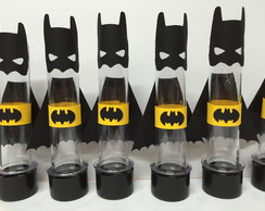 Tubetes para doces Batman