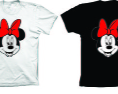 Camisetas Minnie