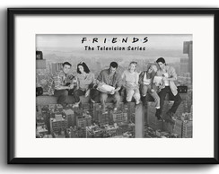 Quadro Friends Serie TV com Paspatur