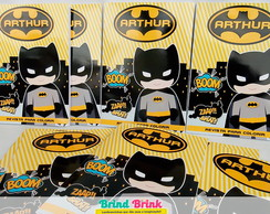 Revista para Colorir Batman Baby