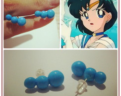 Brincos Super Sailor Mercury