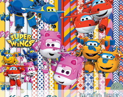 Kit Super Wings Pathy Design