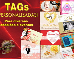 TAG DIGITAL PERSONALIZADA