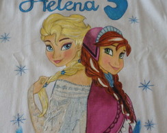 Camiseta - Frozen
