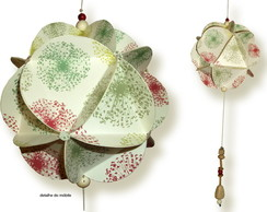 Kusudama decorativo
