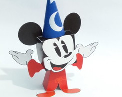 Paper Toy 3D Mickey Feiticeiro