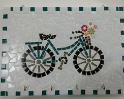 Porta Chaves Bike