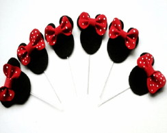 10 Toppers Minnie Mouse