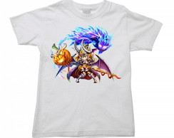 Camiseta Halloween Grand Chase 01