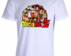 Camiseta Dragon Ball 09