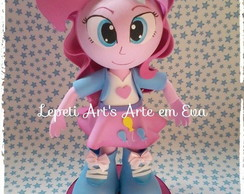 Fofucha Equestria Girls Pink Pie