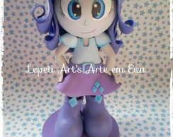 Fofucha Equestria Girls Rarity