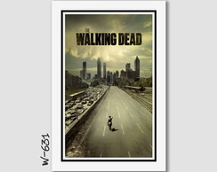 Quadro 60x40cm Series - The Walking Dead