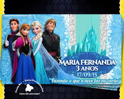 Arte Digital Frozen