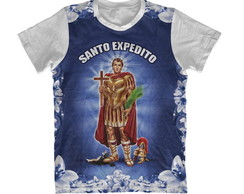 Camiseta Devoto Santo Expedito