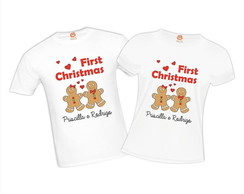 Kit Casal First Christmas