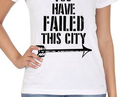 Camisetas Personalizadas Arrow