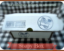 SOAPYBOX DELIVERY SABONETES