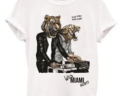 T-Shirt - Tiger Dj