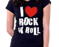 BABY LOOK- I LOVE ROCK .