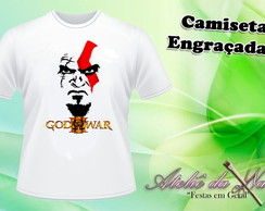 Camisas Personalizadas - God Of War