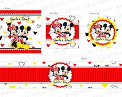 Kit Digital Mickey e Minnie - 02