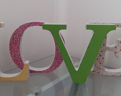 Kit de Letras Love