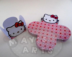 Forminha de doce Hello Kitty