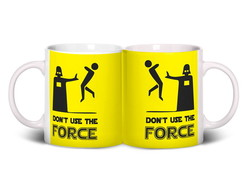 Caneca Star Wars - Force