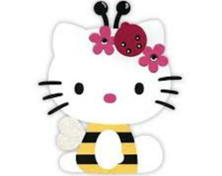 Faca Bigz Sizzix Hello Kitty