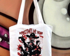 BOLSA - THE WALKING DEAD