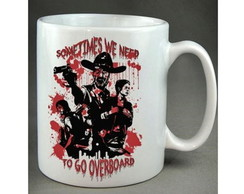 CANECA - THE WALKIND DEAD