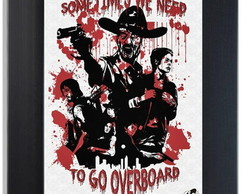 QUADRO POSTER - THE WALKING DEAD