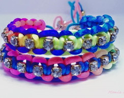 Shambala Strass Colorida
