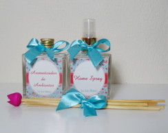 Aromatizador de Ambientes + Home Spray