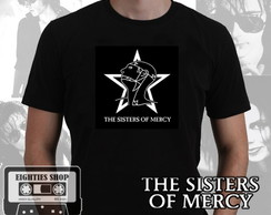 Camiseta The Sisters Of Mercy 2 modelos