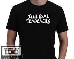 Camiseta Suicidal Tendencies logo