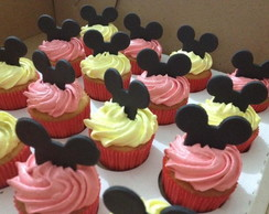 Mini-cupcake do mickey