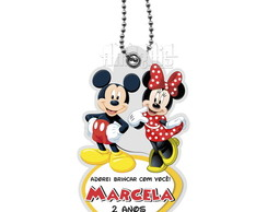 Tag Mickey e Minnie (Recorte)