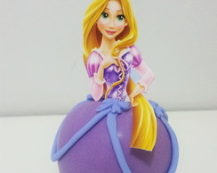 Maçã do Amor Princesa Rapunzel